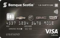 scotiabank gm visa infinite