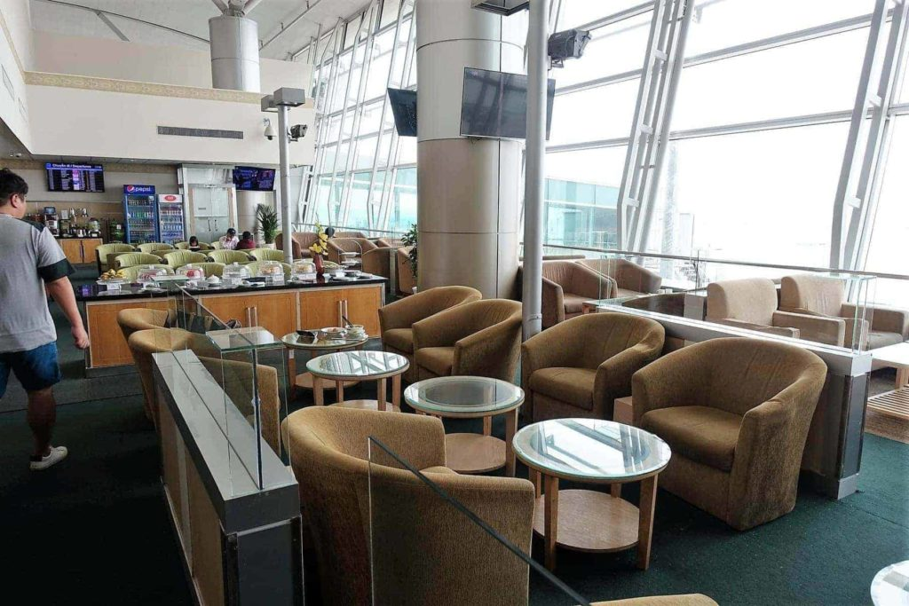 Salon Orchid Lounge - Priority Pass - Ho Chi Min City (SGN)