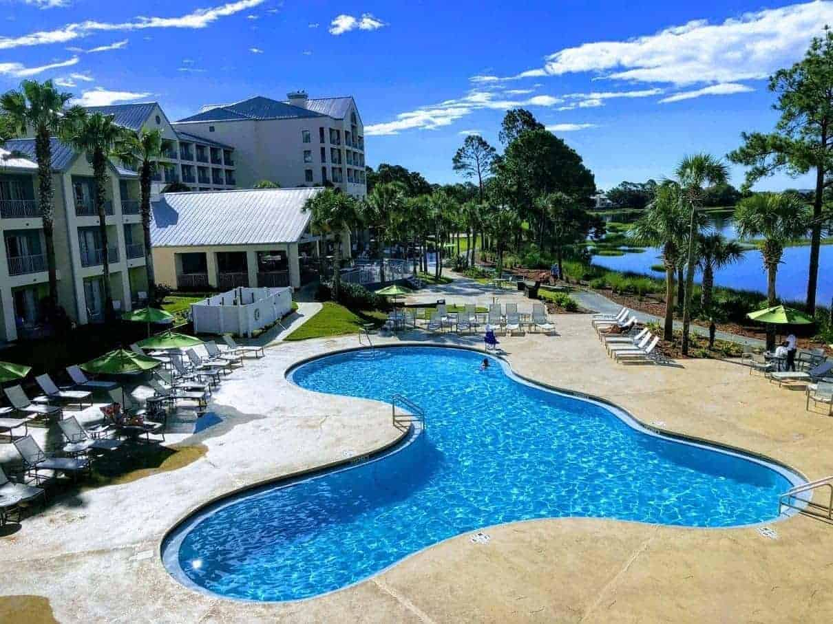 sheraton bay point resort panama city beach 32