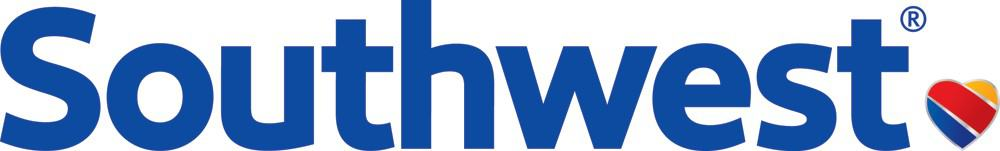 southwest airlines logo detail a