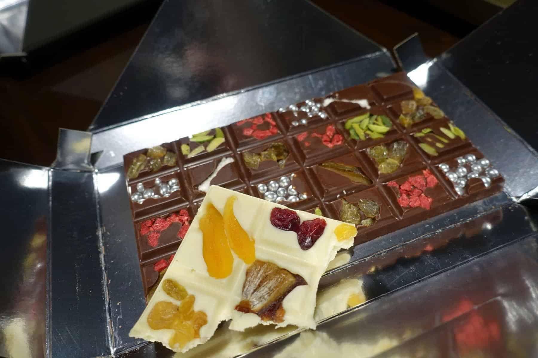 tablette chocolat renaissance
