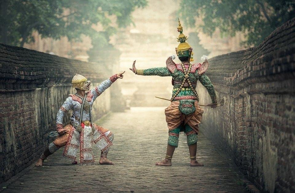 thailand danse