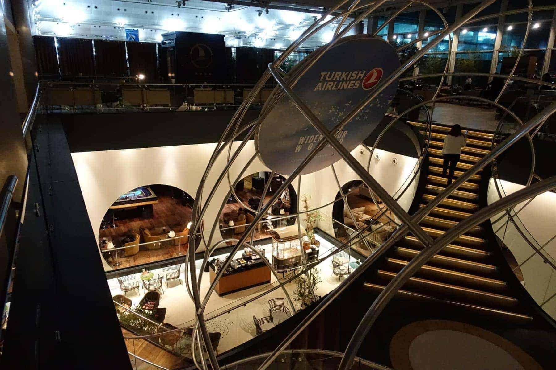 turkish airlines cip lounge 14