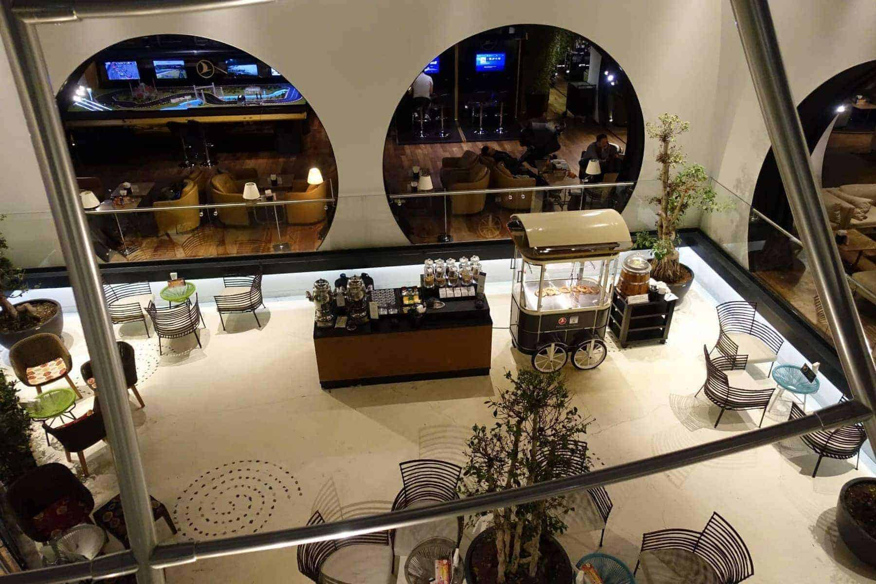 turkish airlines cip lounge 16