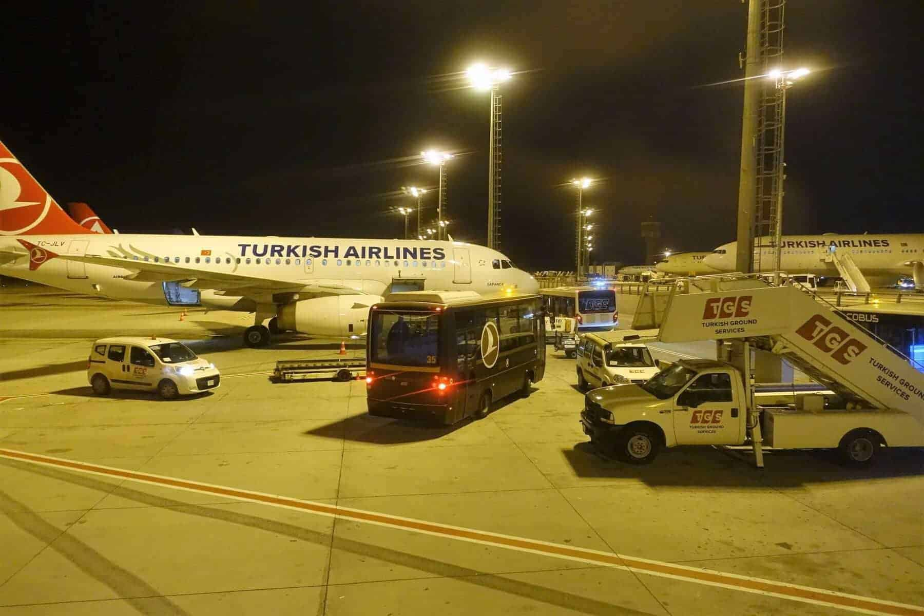turkish airlines nce ist 41