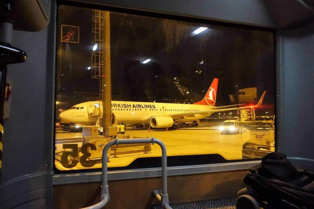 turkish airlines nce ist 46