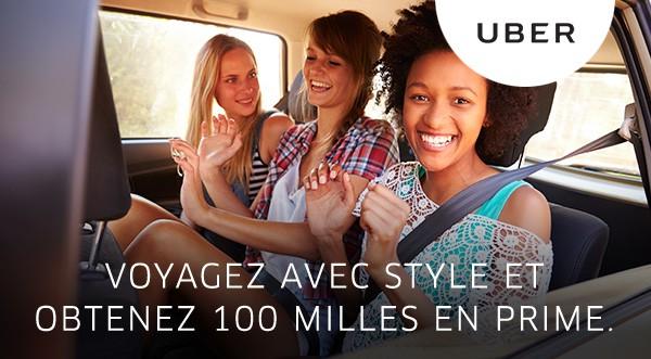 uber air miles