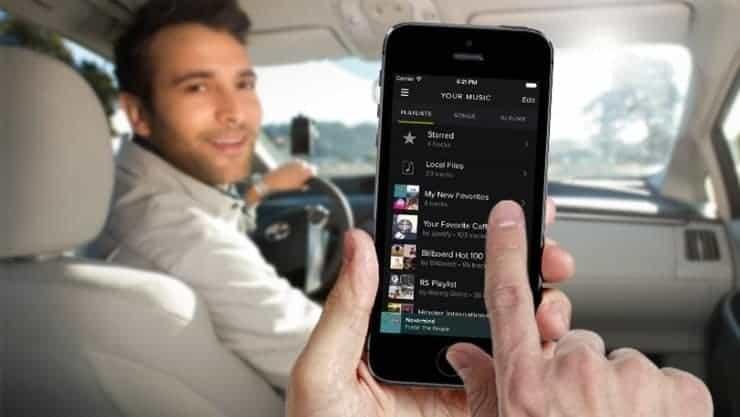 uber spotify