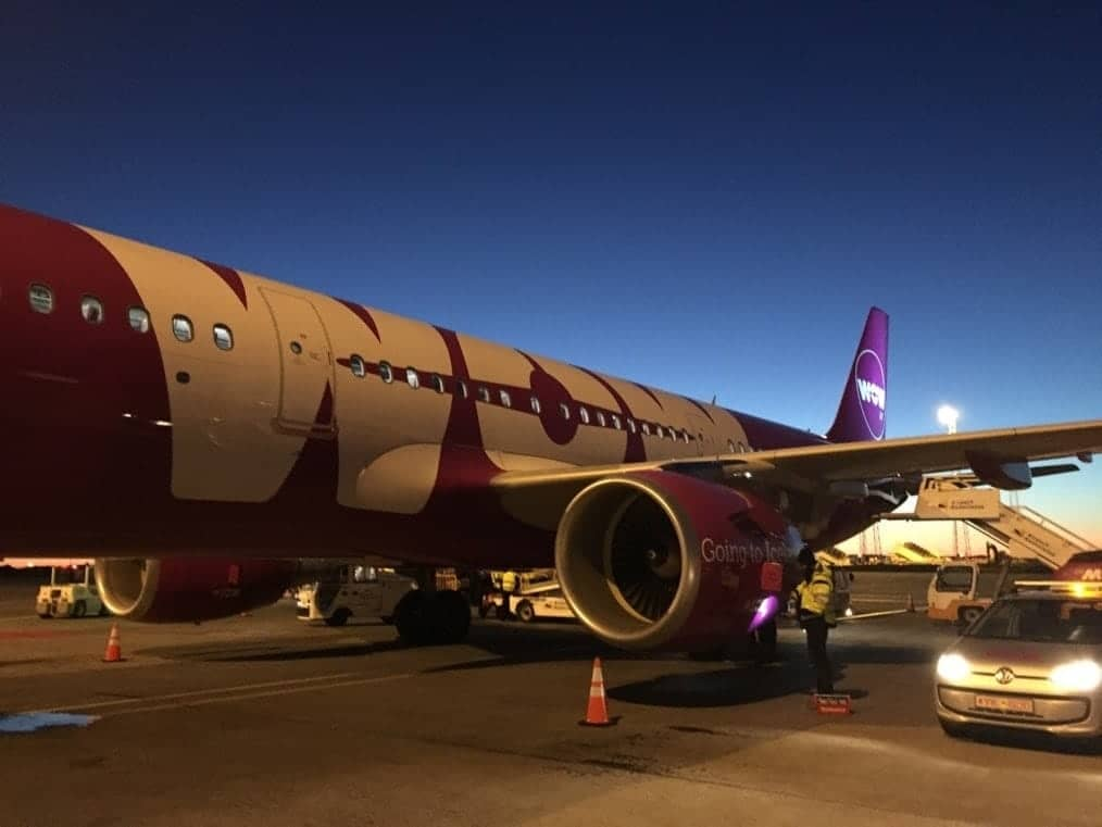 wow air ceases operations