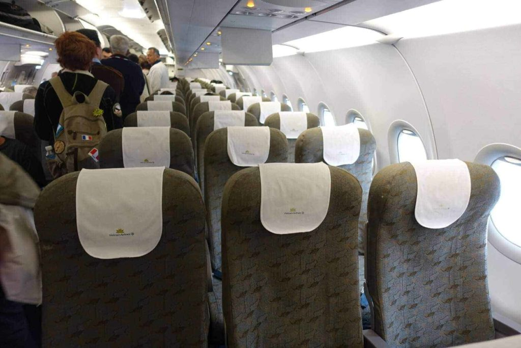 vietnam airlines han hui 18