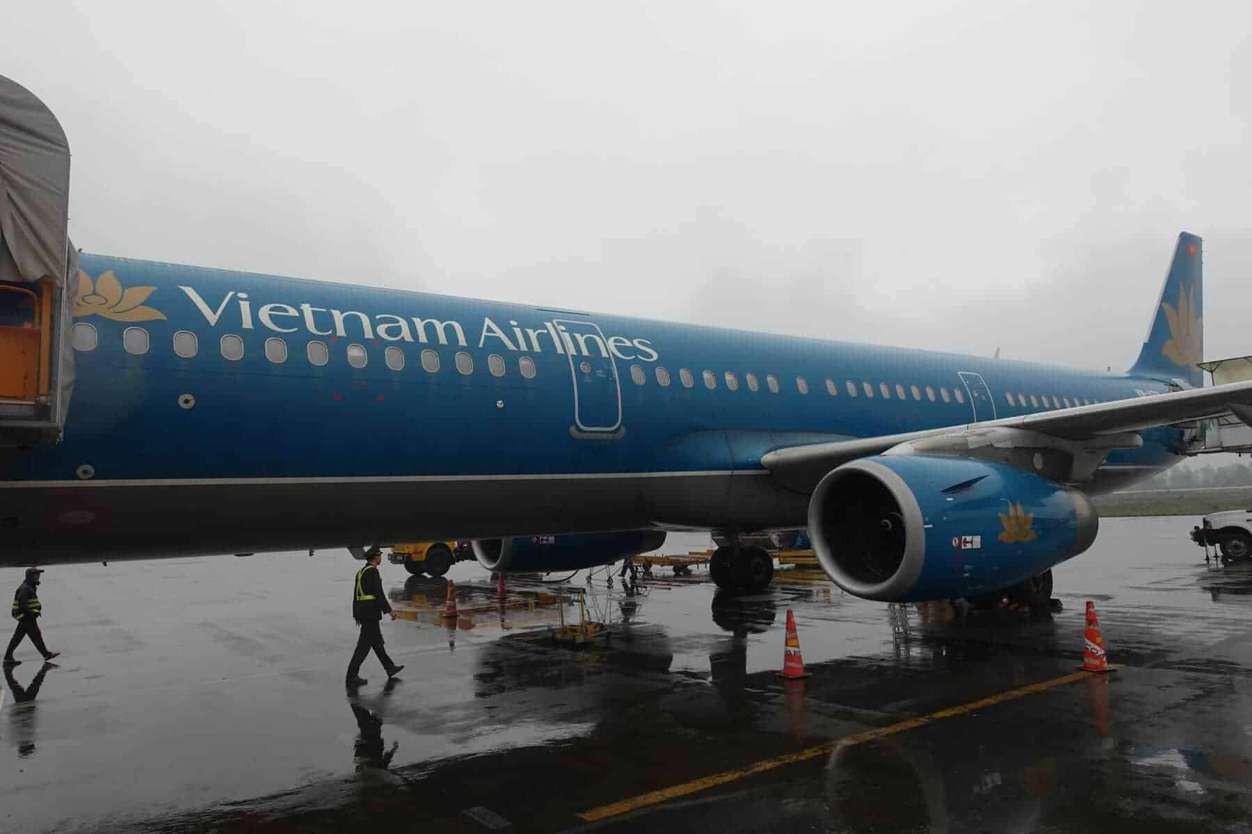 vietnam airlines han hui 39