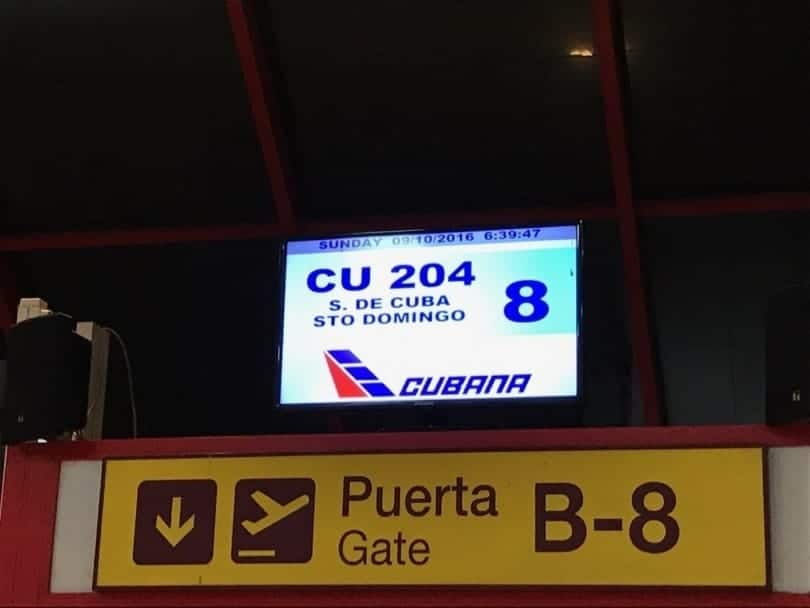 vol cubana