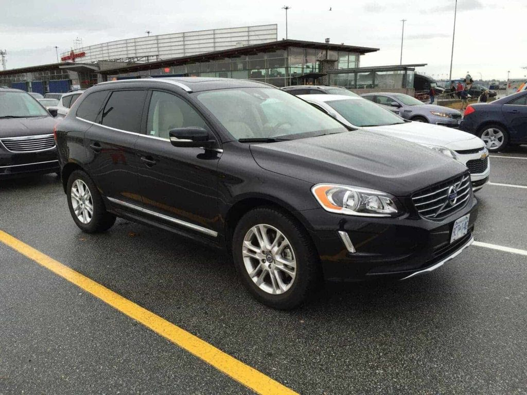 volvo xc60 national