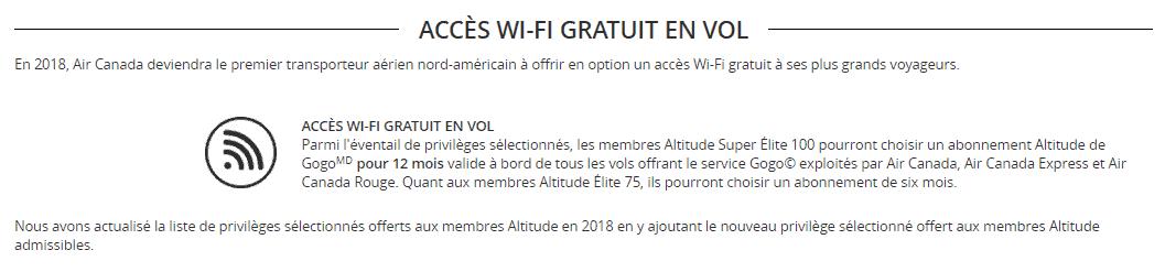 wifi air canada altitude