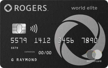 world elite mastercard rogers