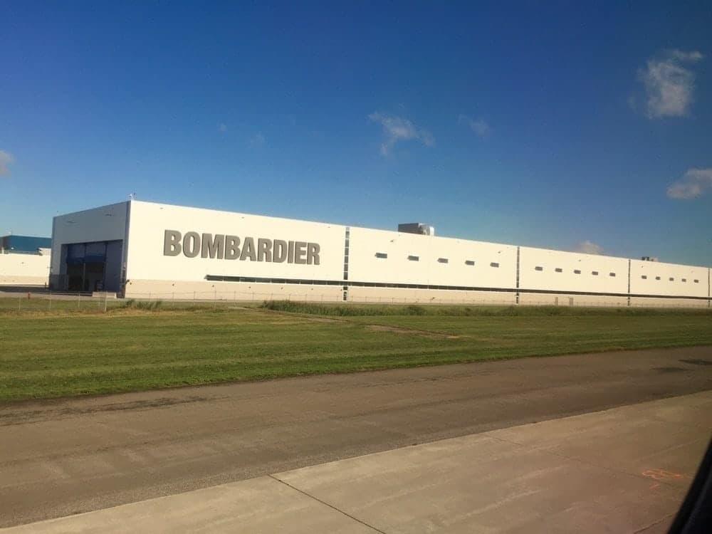 Bombardier - Aéroport Montréal-Trudeau