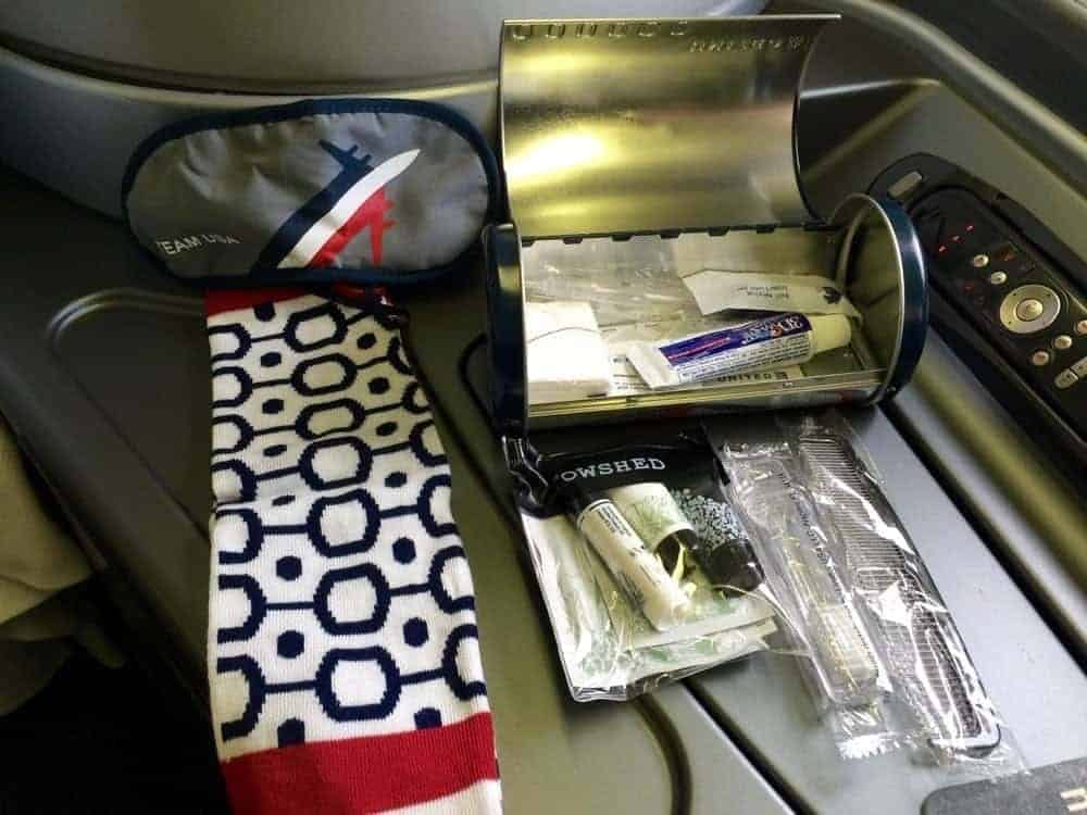 Trousse de voyage - United Global First