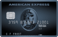 american express mr cobalt
