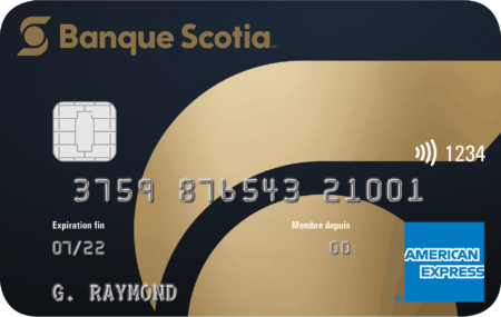 Scotiabank Gold AMEX