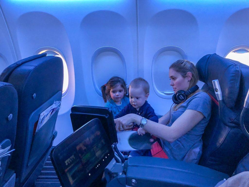 Nice - Istanbul, en classe affaires sur Turkish Airlines