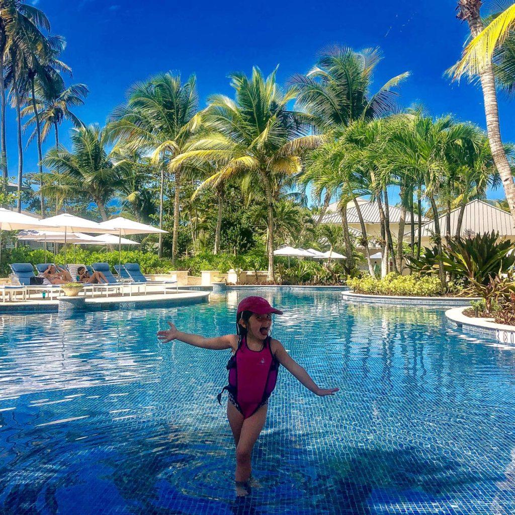 Alexandra à Puerto Rico