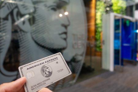 Business Platinum Card® from American Express Centurion