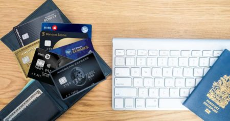 Featured the best credit cards