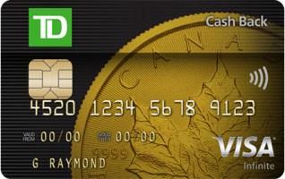 Cash Back Infinite Visa Card large tcm341 237865