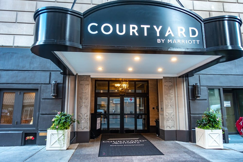 Courtyard by Marriott Boston Downtown 04
