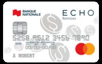Carte Bnc Echo Mastercard
