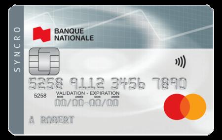 Carte Bnc Syncro Mastercard