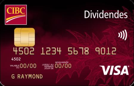 Cibc Visa Dividend Fr