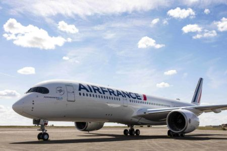 Air France Business Class Reviews and opinions - A350 - Toronto - Paris