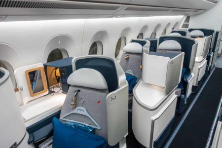 Review: Air France Business Class – A350 – Toronto – Paris