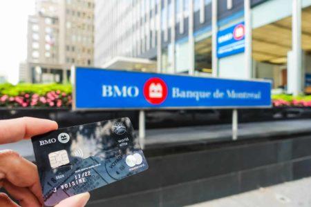 Carte de crédit BMO en ligne
