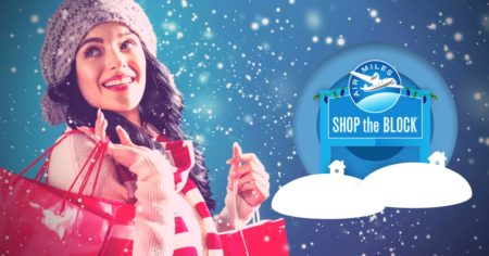Coming soon: Up to 1,200 AIR MILES Bonus Miles with Shop the Block Event!