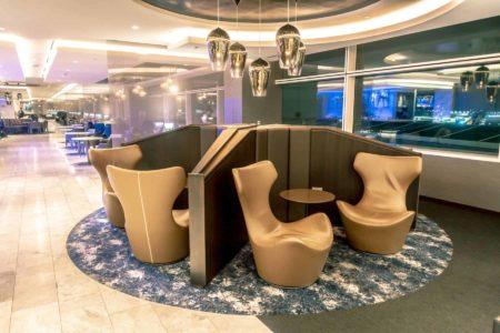 United Polaris Lounge San Francisco