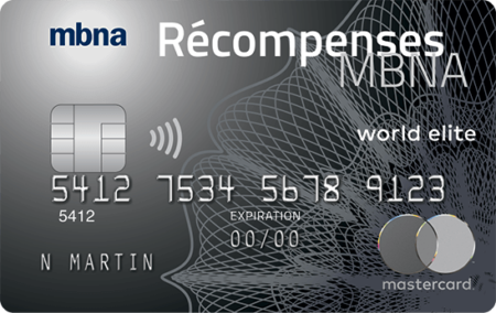 Mbna Rewards We Fr