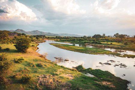 Guide sur l'Afrique du Sud: Parc Kruger Rivière
