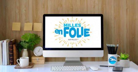 Milles En Folie Air Miles