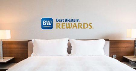 Best Western Rewards Featured