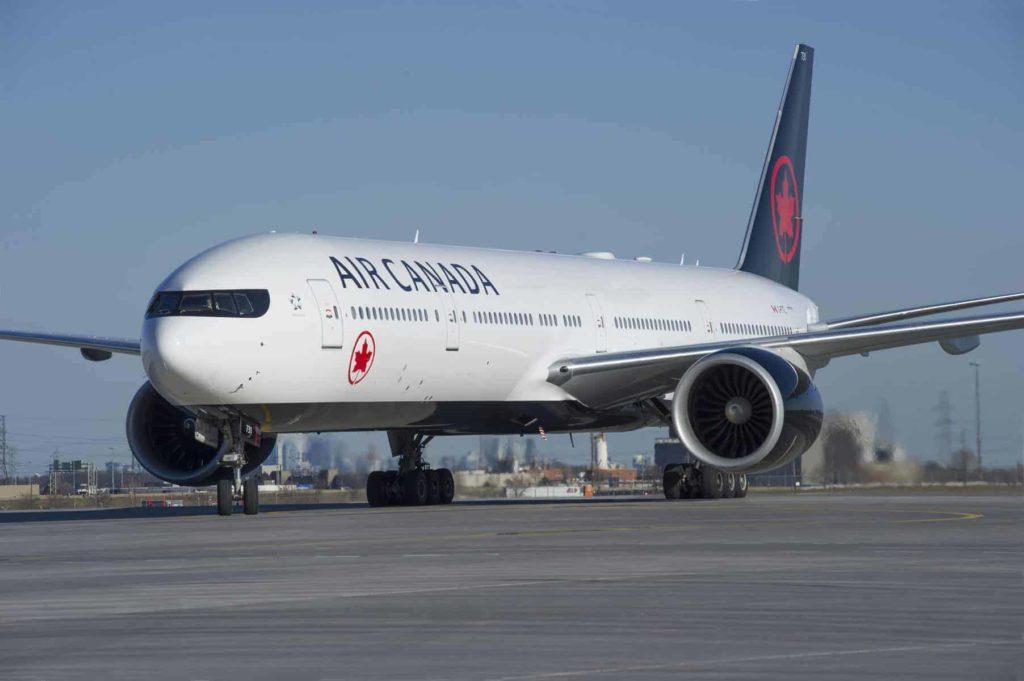 Air Canada B777 300er