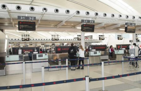 Air Canada Priority Check In Yyz