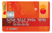 Carte Bnc Mc Mastercard