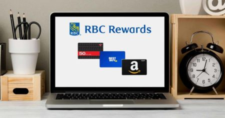 Rbc Rewards Gift cards Featured