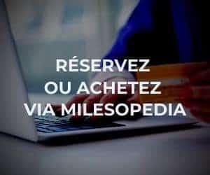 Reserver Milesopedia X