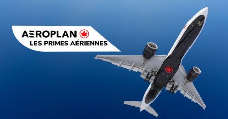 Aeroplan Featured Primes Fr