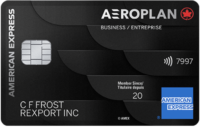 Amex Aeroplan Business Reserve New
