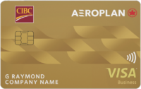 Cibc Visa Aeroplan Business New