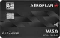 Cibc Visa Infinite Priviege Aeroplan New